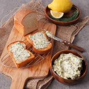 레몬 딜 버터 만들기 세트 프리차드버터 무염 가염 선택가능