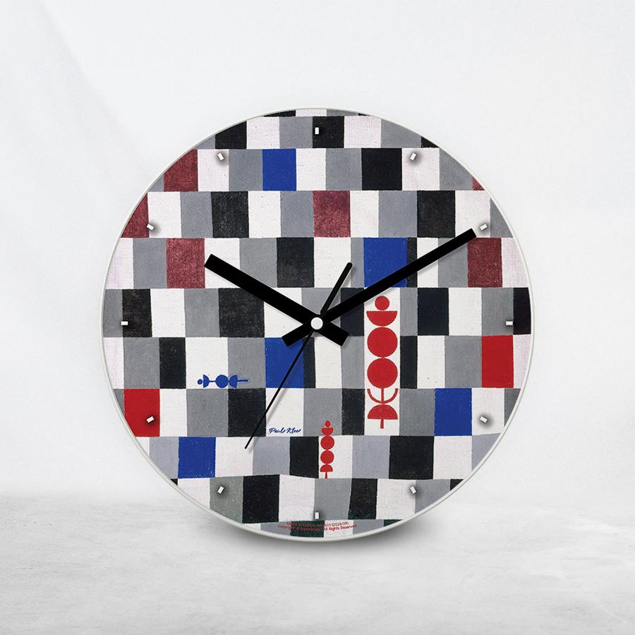 스마트 스토어에서 구입가능한 상품입니다. Super Chess, 파울클레 (벽시계)