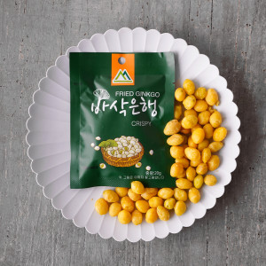팬더박스 바삭은행 20g 무염맛 가염맛