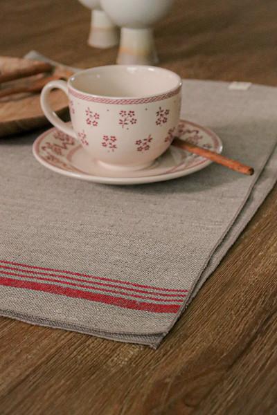 Natural red Kitchen Cloth, 내츄럴 레드 다회용 주방 수건