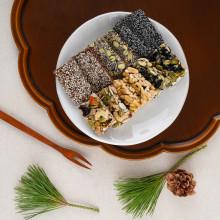 오일장 은혜한과 건강을 생각하는 맛있는 양양 한과 영양바 견과류바 200g