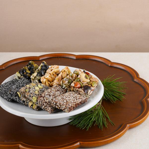 고맙다양양몰 - 농산물직거래쇼핑몰,오일장 은혜한과 건강을 생각하는 맛있는 양양 한과 영양바 견과류바 200g