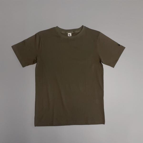 험랑 20수 반팔 티셔츠(점박이 물범 자수)