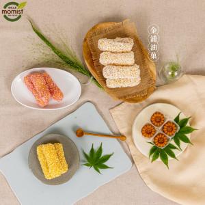 한과선물세트 국내산 재료 100% 찹쌀유과 쌀과자명가 김포유과의 명품 수제한과 위스키안주