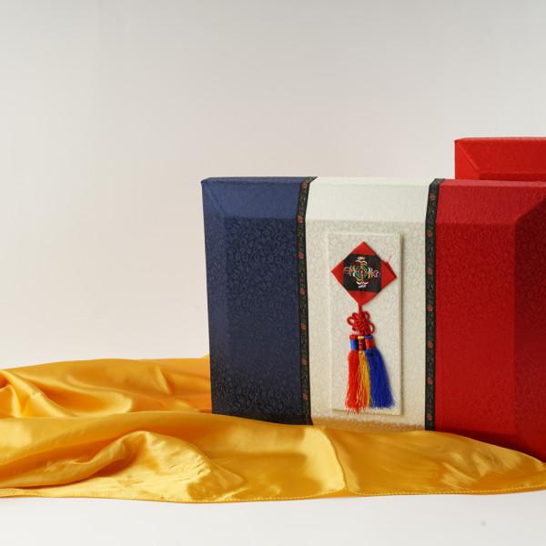 양양 은혜한과 수제한과 선물세트 2호 중량 1,900g 선물세트 3호 중량 5,900g