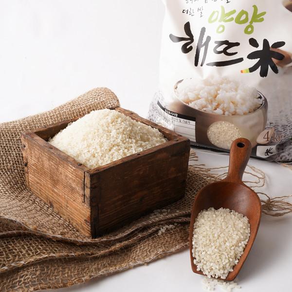 고맙다양양몰 - 농산물직거래쇼핑몰,청정지역 양양해뜨미쌀4kg 10kg