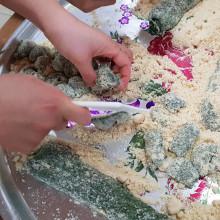 양양 송천떡마을 찹쌀떡 만들기 체험