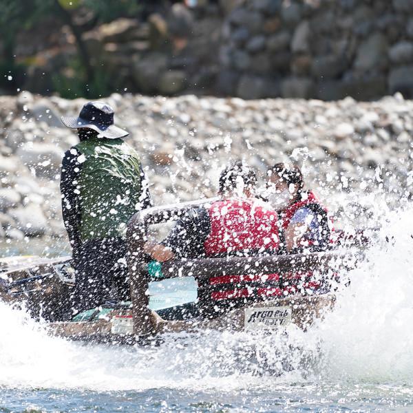 양양 해담마을 익사이팅 수륙양용차 체험