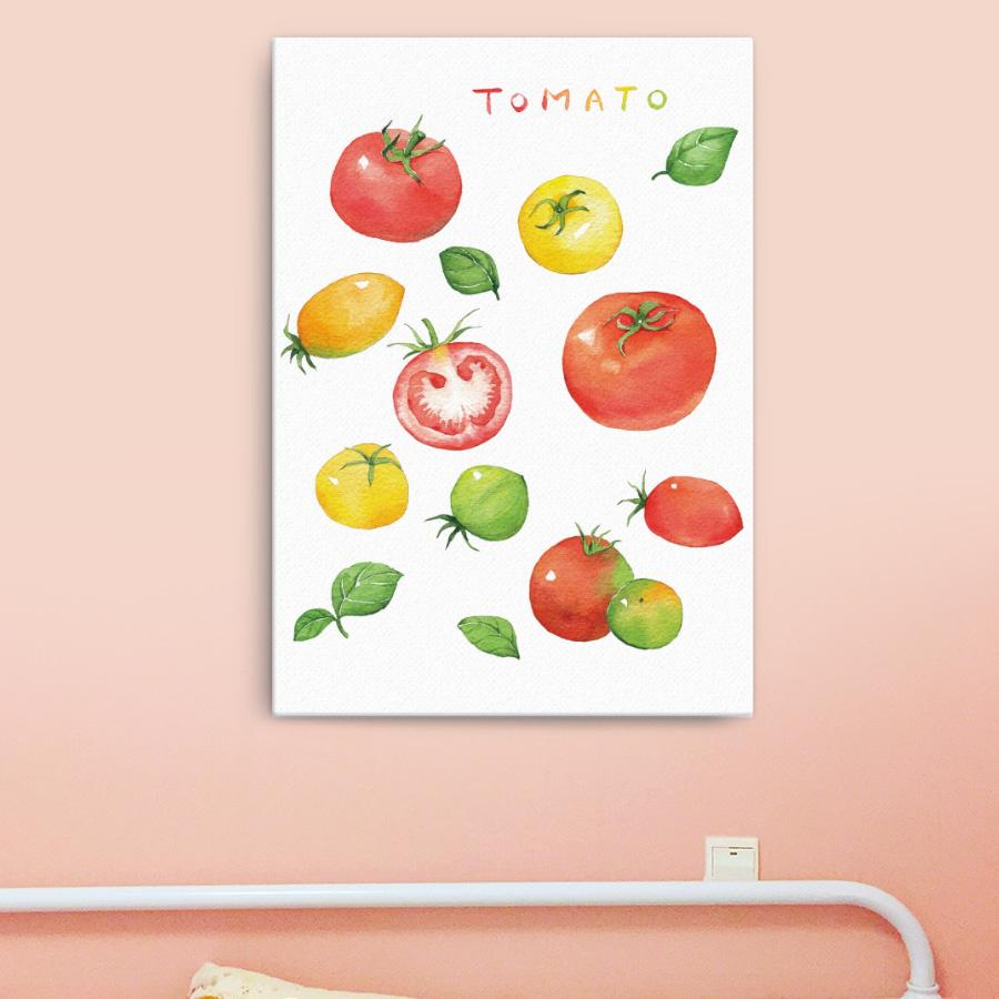 스마트 스토어에서 구입가능한 상품입니다. 토마토, 모소 (캔버스 액자, A3 - A0 841x1189mm)
